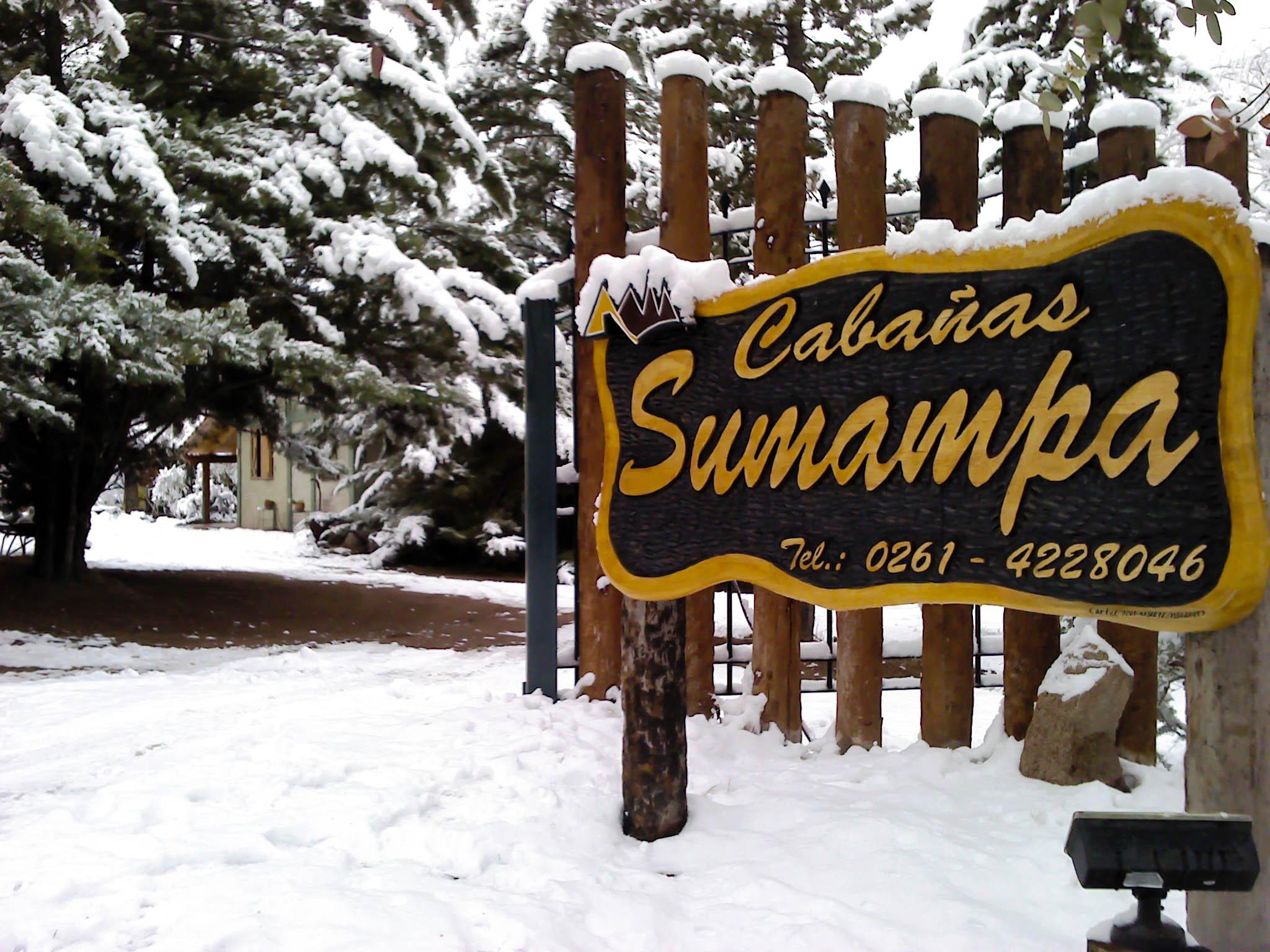 Cabañas Sumampa